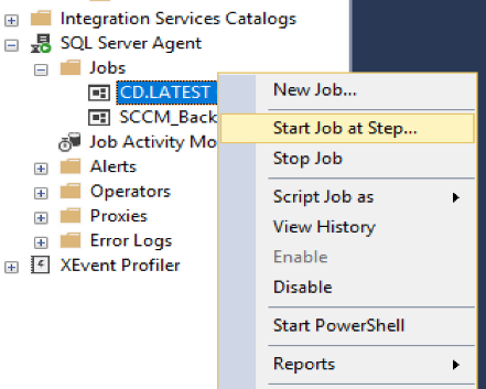 Using SQL Maintenance Plans to Backup SCCM CB – The Notorious DRR